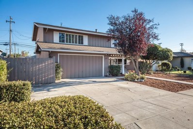 1592 Jacob Avenue, San Jose, CA 95118 - MLS#: ML81724623