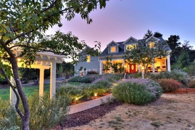 20732 Brush Road, Los Gatos, CA 95033 - MLS#: ML81724822