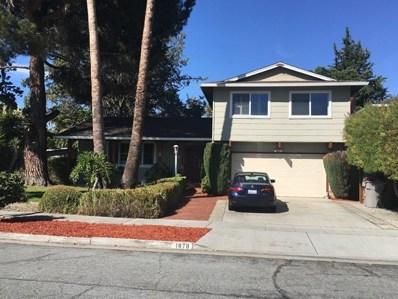 1878 Crestmont Drive, San Jose, CA 95124 - MLS#: ML81724976