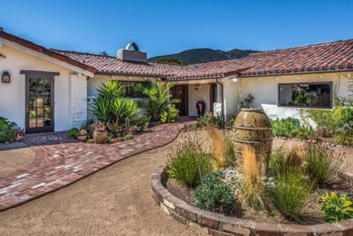 34 Rancho Road, Carmel Valley, CA 93924 - MLS#: ML81725206