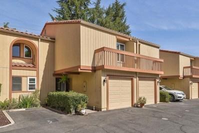 134 Rincon Avenue UNIT D, Campbell, CA 95008 - MLS#: ML81725268