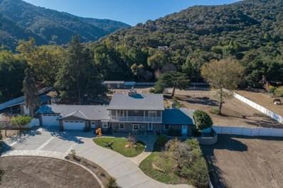 56 Garzas Road, Carmel Valley, CA 93924 - MLS#: ML81725539