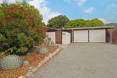 29 Via Contenta, Carmel Valley, CA 93924 - MLS#: ML81725593
