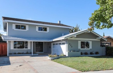 774 Calero Avenue, San Jose, CA 95123 - MLS#: ML81725964