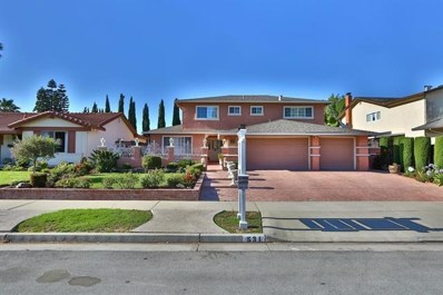 531 Chynoweth Avenue, San Jose, CA 95136 - MLS#: ML81725980