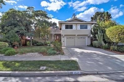 1343 Dunnock Way, Sunnyvale, CA 94087 - MLS#: ML81726073
