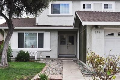 671 New Compton Drive, San Jose, CA 95136 - MLS#: ML81726121