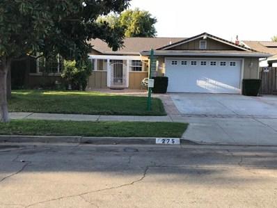 275 Los Palmos Way, San Jose, CA 95119 - MLS#: ML81726397