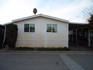 200 Fo Road UNIT 92, San Jose, CA 95138 - MLS#: ML81726669