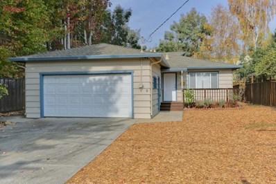 121 Coulson Avenue, Santa Cruz, CA 95060 - MLS#: ML81726861