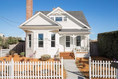 822 Columbia Street, Santa Cruz, CA 95060 - MLS#: ML81726892