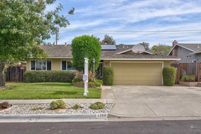1784 Kimberly Drive, Sunnyvale, CA 94087 - MLS#: ML81726981