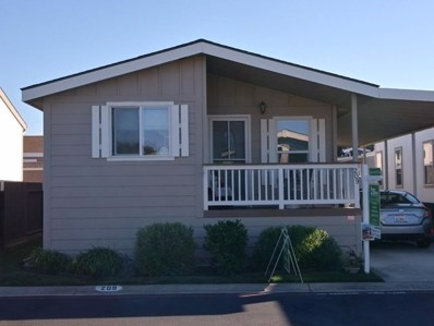 1220 Tasman Drive UNIT 209, Sunnyvale, CA 94089 - MLS#: ML81727027