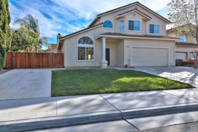 341 Athena Way, Hollister, CA 95023 - MLS#: ML81727136