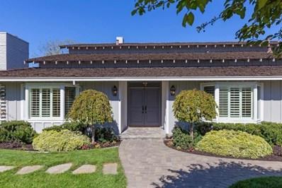 391 Juanita Way, Los Altos, CA 94022 - MLS#: ML81727211