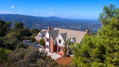 15280 Blackberry Hill Road, Los Gatos, CA 95030 - MLS#: ML81727447