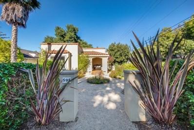 595 Orange Avenue, Los Altos, CA 94022 - MLS#: ML81727515