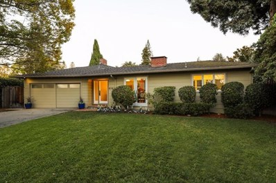 836 Greenwich Place, Palo Alto, CA 94303 - MLS#: ML81727562