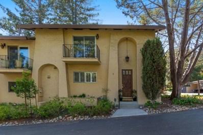 18400 Overlook Road UNIT 8, Los Gatos, CA 95030 - MLS#: ML81727707
