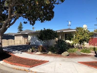 933 Amador Avenue, Sunnyvale, CA 94085 - MLS#: ML81728026