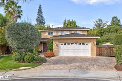 2702 Ramos Court, Mountain View, CA 94040 - MLS#: ML81728939