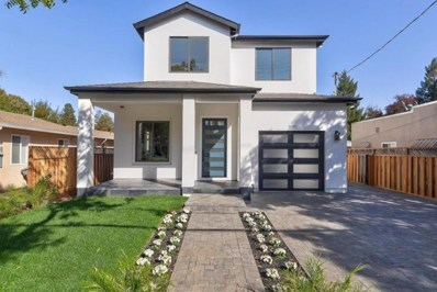 1640 Villa Street, Mountain View, CA 94041 - MLS#: ML81728961