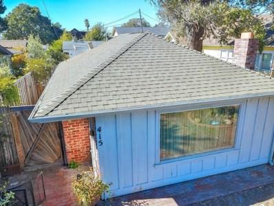 415 7th Avenue, Santa Cruz, CA 95062 - MLS#: ML81729314