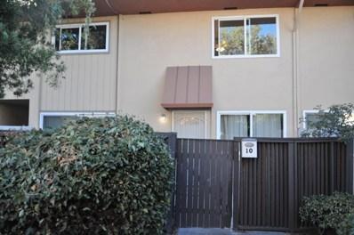3550 Alden Way UNIT 10, San Jose, CA 95117 - MLS#: ML81729519