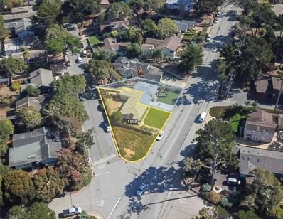 1098 Lighthouse Avenue, Pacific Grove, CA 93950 - MLS#: ML81729579