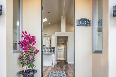1536 Broadway Avenue, Outside Area (Inside Ca), CA 93955 - MLS#: ML81729698