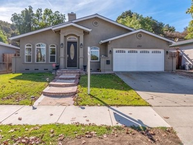 6983 Heaton Moor Drive, San Jose, CA 95119 - MLS#: ML81729714