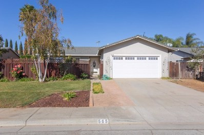 565 Le Sabre Court, Morgan Hill, CA 95037 - MLS#: ML81730283