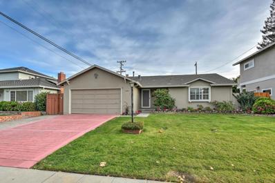 1534 San Andreas Avenue, San Jose, CA 95118 - MLS#: ML81730354