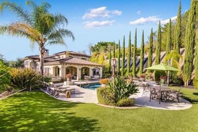 15891 Shannon Road, Los Gatos, CA 95032 - MLS#: ML81730620