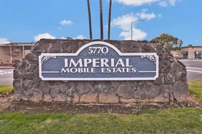 5770 Winfield Boulevard UNIT 149, San Jose, CA 95123 - MLS#: ML81730806