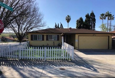 1196 Muriel Court, San Jose, CA 95121 - MLS#: ML81730826