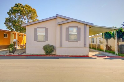 255 Bolivar Street UNIT 186, Salinas, CA 93906 - MLS#: ML81731369