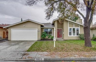 1853 Junewood Avenue, San Jose, CA 95132 - MLS#: ML81732339