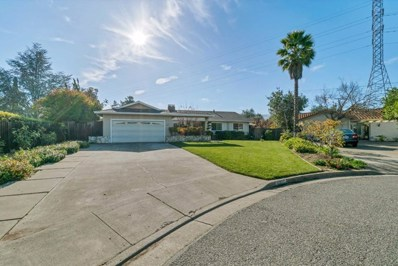 12877 Glen Brae Drive, Saratoga, CA 95070 - MLS#: ML81733314