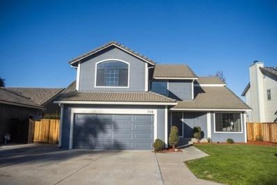 750 Liege Drive, Hollister, CA 95023 - MLS#: ML81733406