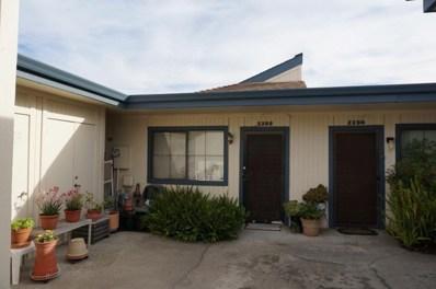 2286 7th Avenue, Santa Cruz, CA 95062 - MLS#: ML81733488