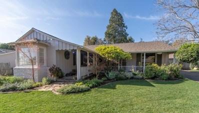 1225 Laurent Street, Santa Cruz, CA 95060 - MLS#: ML81733680