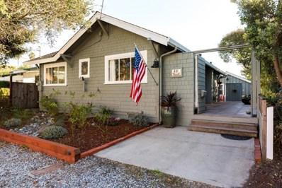 410 12th Avenue, Santa Cruz, CA 95062 - MLS#: ML81734288