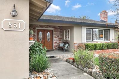851 Apricot Lane, Hollister, CA 95023 - MLS#: ML81735723