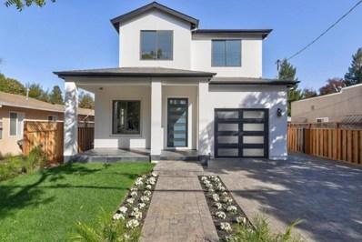 1640 Villa Street, Mountain View, CA 94041 - MLS#: ML81735849