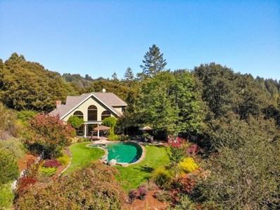 475 Thin Edge Road, Santa Cruz, CA 95065 - MLS#: ML81736240