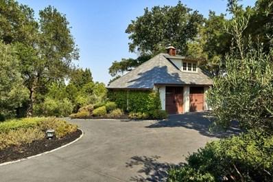 702 Loyola Drive, Los Altos Hills, CA 94024 - MLS#: ML81736711