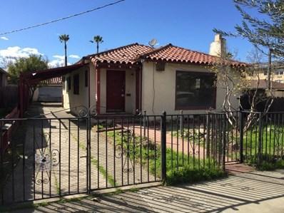 1235 Palm Street, San Jose, CA 95110 - MLS#: ML81740354