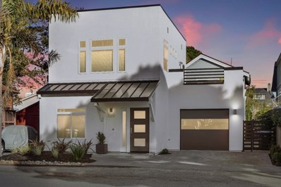 520 Alta Loma Lane, Santa Cruz, CA 95062 - MLS#: ML81740368