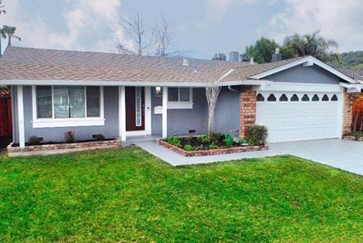 6256 Sager Way, San Jose, CA 95123 - MLS#: ML81740679